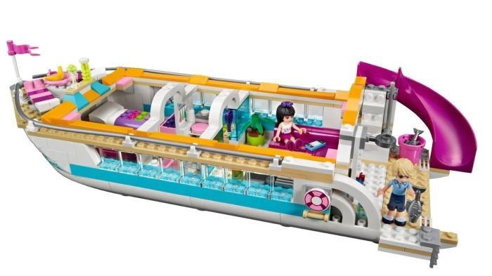 Конструктор Lego Friends Круизный лайнер 41015